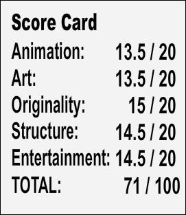 Bertie's Scores