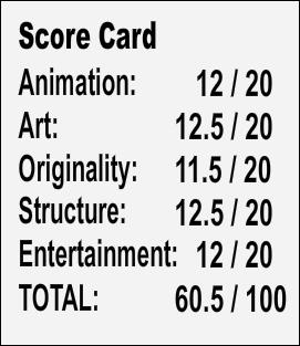 Boof's Scores