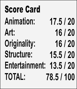 Ditty's Scores