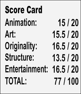 Goobo's Scores