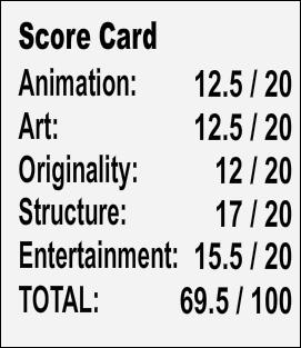 Ninecar's Scores